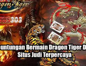 Keuntungan Bermain Dragon Tiger Dalam Situs Judi Terpercaya